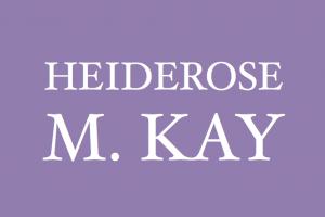 Heiderose M. Kay